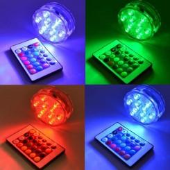 LED رنگی ضد آب