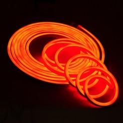 نئون فلکسی ( نئون لایت یا شلنگ نوری ) نوار LED مات انعطاف پذیر