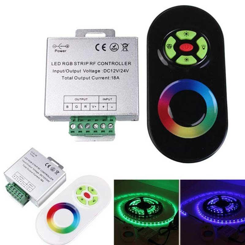درایور کنترلر آر جی بی RGB 18A لمسی