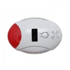 سنسور آشکار ساز بی سیم مناسب برای تشخیص گاز منواکسید کربن