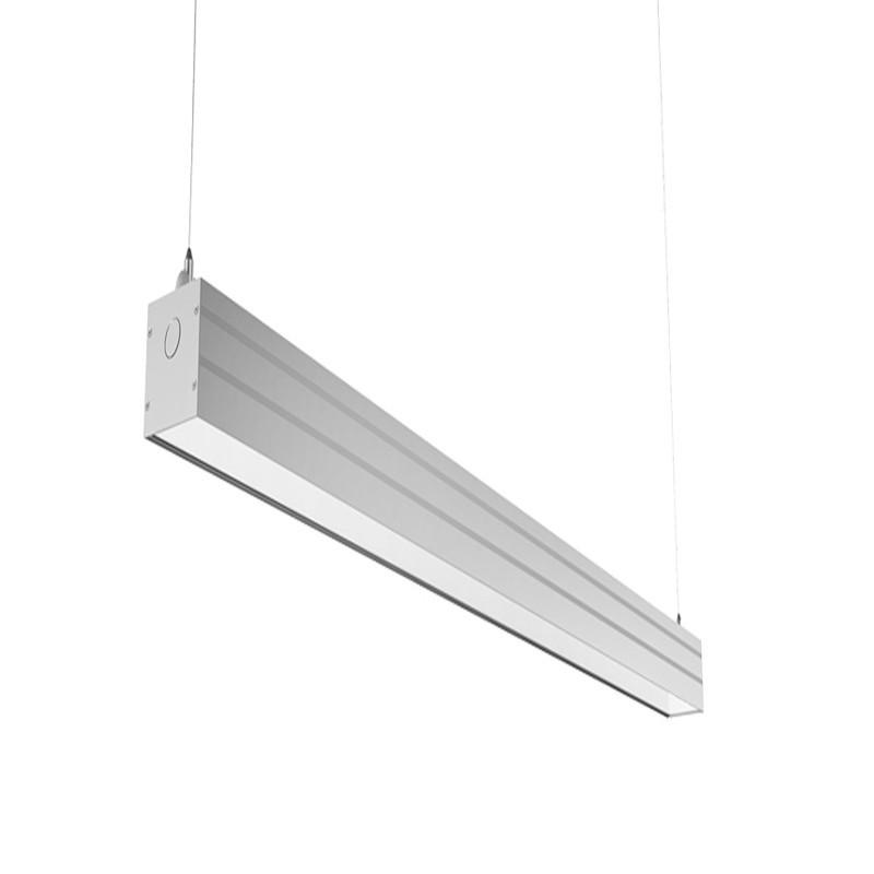 چراغ خطی آویز SMD دو لاین