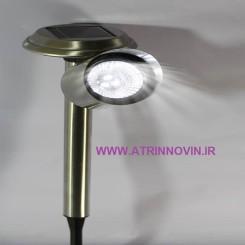 چراغ چمنی خورشیدی ( نیزه ای )