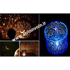 چراغ خواب ماه و ستاره