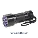 چراغ قوه UV 390NM
