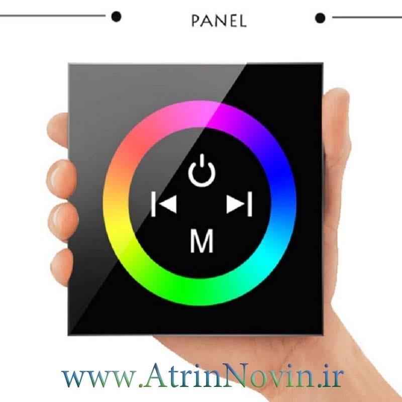 کنترلر پنل لمسی LED RGB