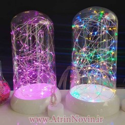 تنگ شیشه ای LED