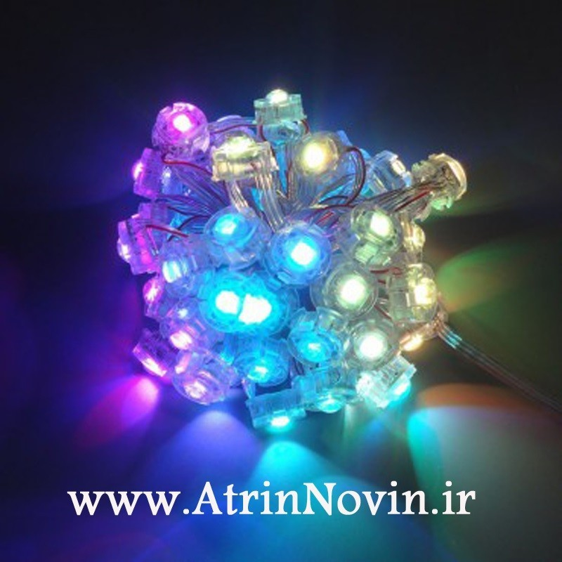 LED پیکسلی لنزدار