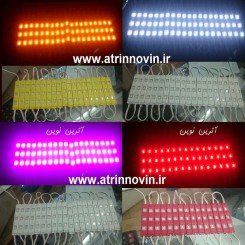 LED بلوکه ای تک رنگ و RGB