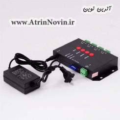 کنترلر دیجیتال T4000 تحت نرم افزار
