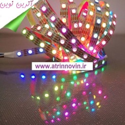 LED نواری WS2813 IP20 60Pixel/m