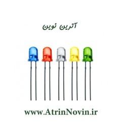 ال ای دی (LED) خود رنگ 3 MM