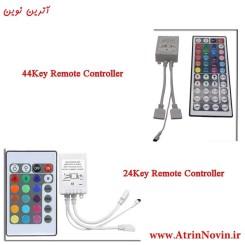 ریموت کنترلر و درایور RGB 6A