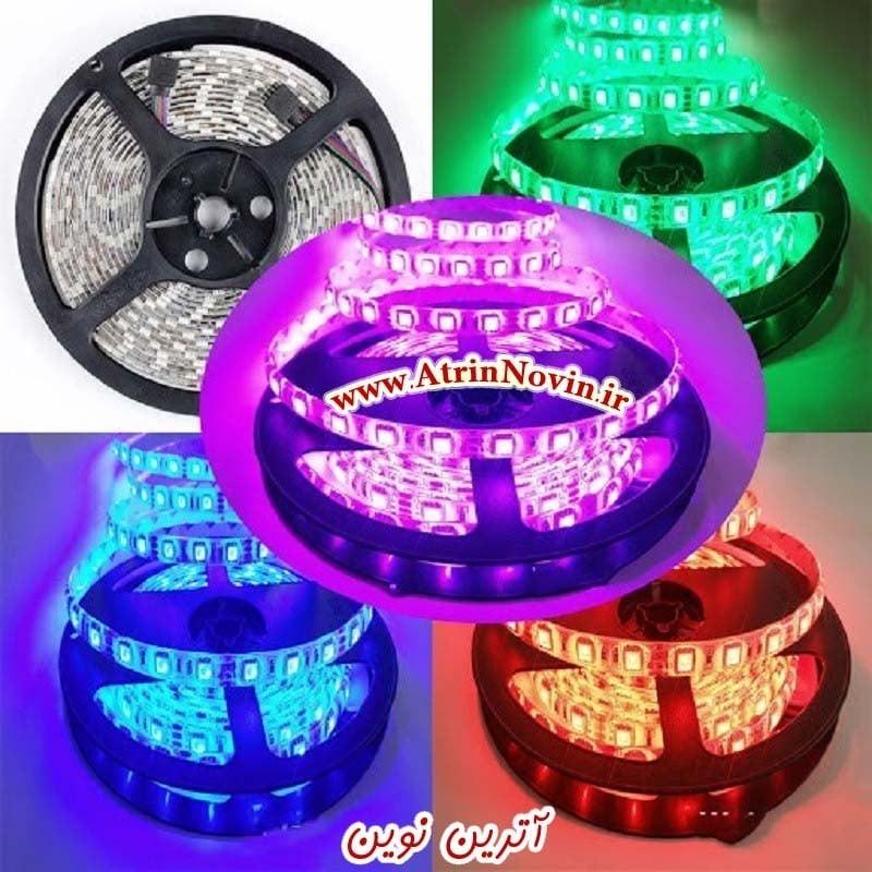 ال ای دی نواری آر جی بی Strip LED RGB