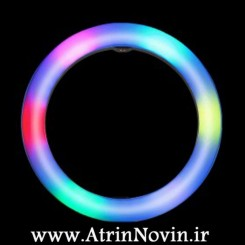 حلقه LED فول کالر برنامه پذیر خودرو