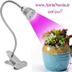 لامپ رشد گیاه پایه دار