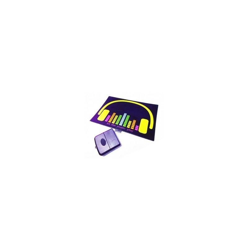 اکولایزر LED صوتی خودرو