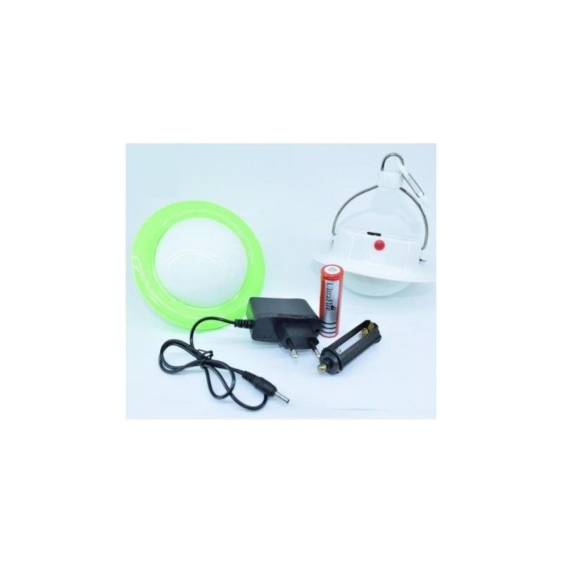 چراغ ال ای دی آویز قابل شارژ