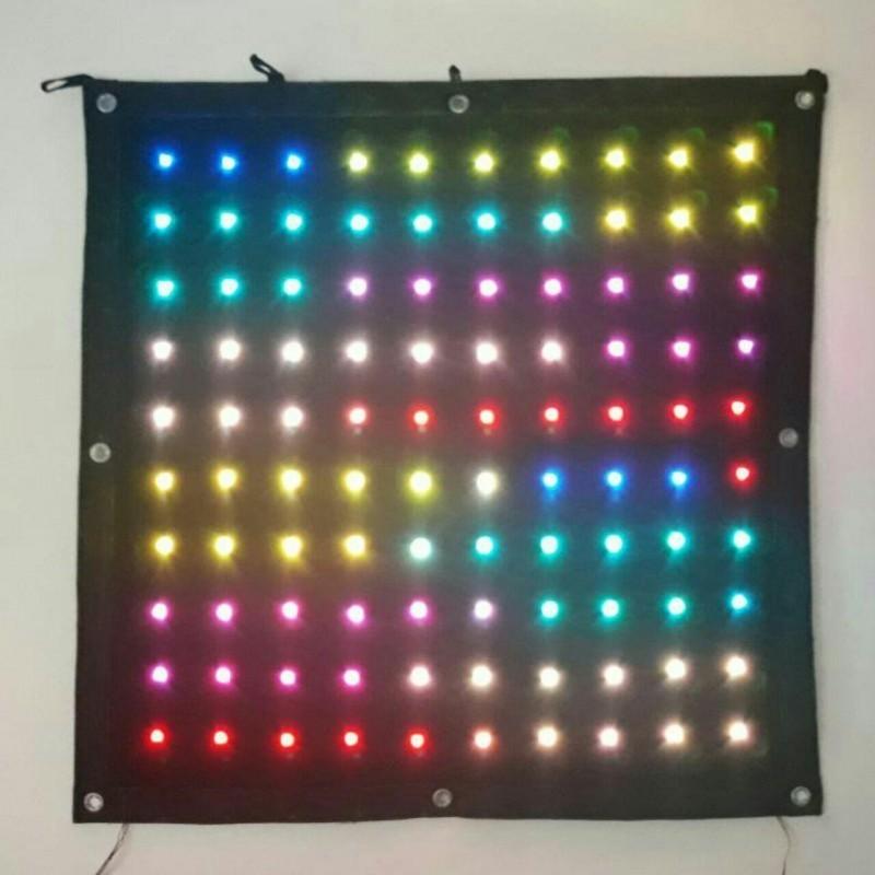 پرده LED مخصوص DJ دیجی