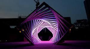 تونل نور یهندسی ، اشکال تونل نوری ، طرحهای تونل نوری