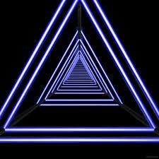تونل نوری مثلث ، تونل نوری تیوپی ، تونل نوری بنفش