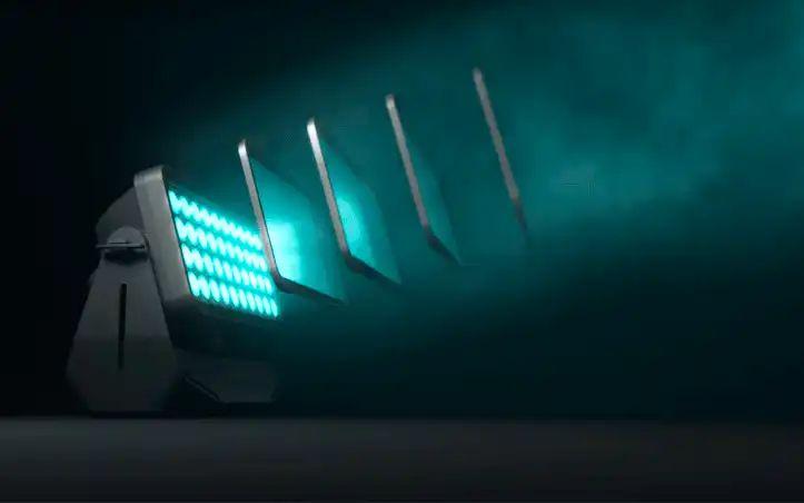پروژکتور ال ای دی مناسب نورپردازی نما