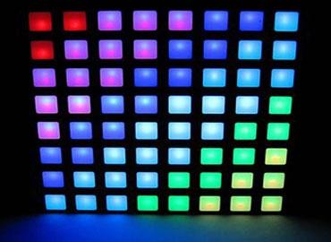 پیکسل مربعی ، پوینت لایت مربع ، تابلو پوینت لایت ثابت