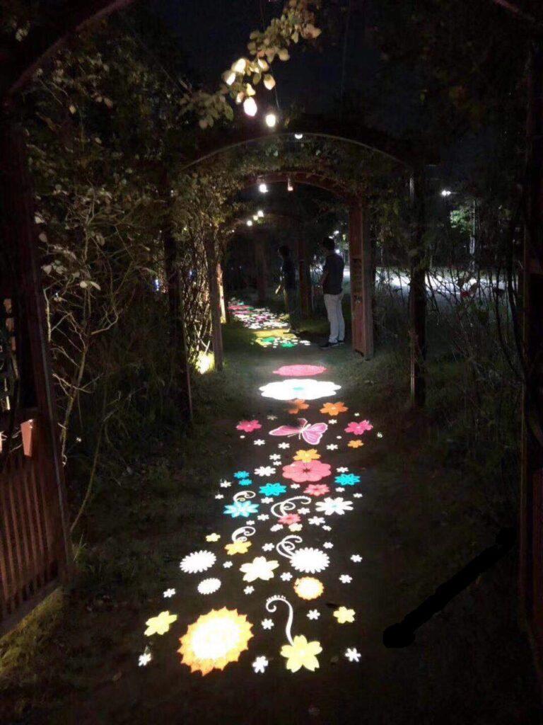 نورپردازی ورودی ، نورپردزای تالار ، نورپردازی رستوران