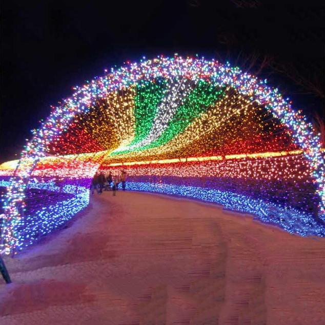 تونل نوری چیست ، کاربرد تونل نوری ، ویژگی تونل نوری