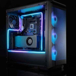طراحی نورپردازی اتاق گیمینگ ، پرفروش ترین نورپردازی اتاق بازی با گارانتی