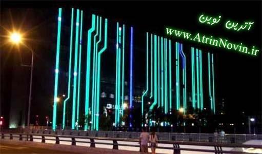 حرفه ای ترین طراحی و اجرای نورپردازی در مشهد و شرق کشور