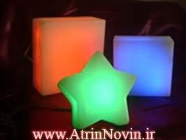 انواع سنگ تزئینی نوری